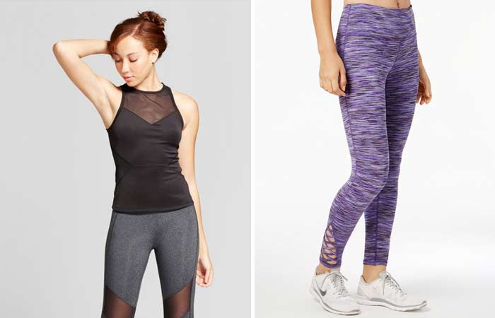 Workout Clothing Brands - For Hourglass Body Type