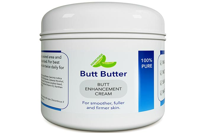 Honeydew Butt Butter Butt Enhancement Cream