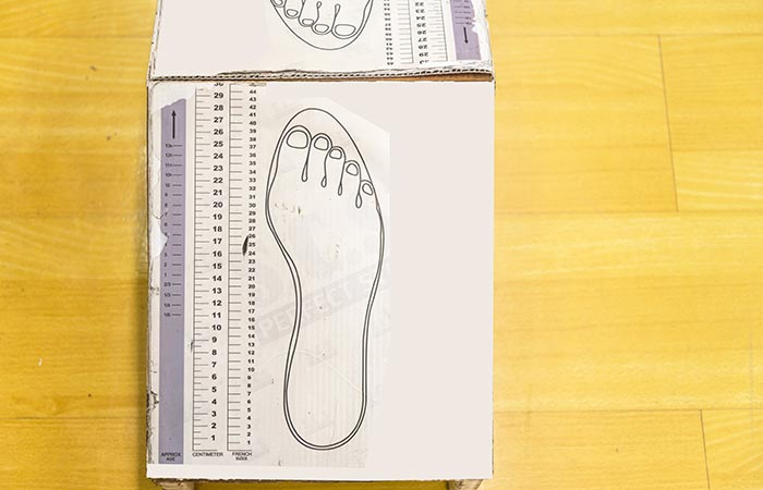 How To Measure Shoe Size - How To Measure