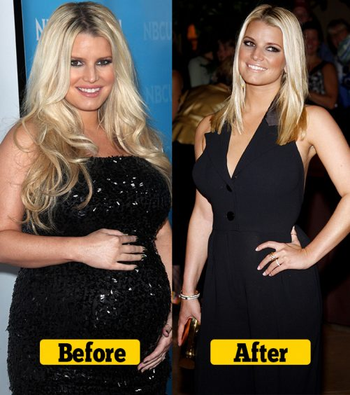 It's Out! Here's How Jessica Simpson Lost 60 Pounds – Diet And Exercise Plan