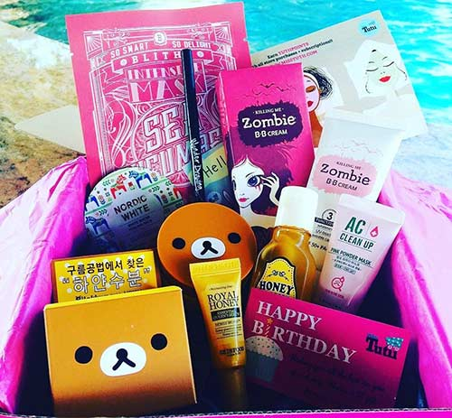 Miss Tutii Korean Beauty Subscription Box