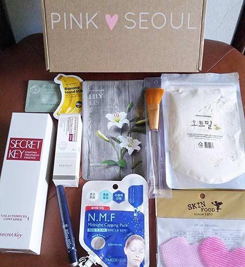 Pink Seoul