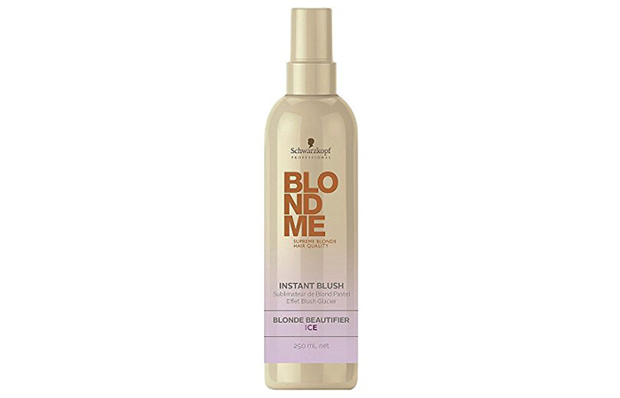Best Hair Color Sprays - Schwarzkopf-Blondme-Instant-Blush