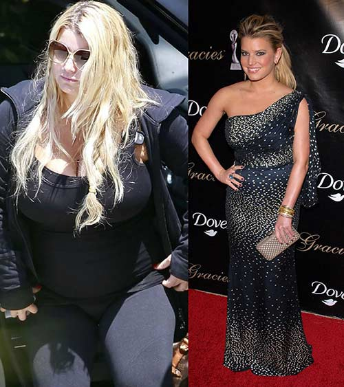 Why Did Jessica Simpson Decide To Lose Weight