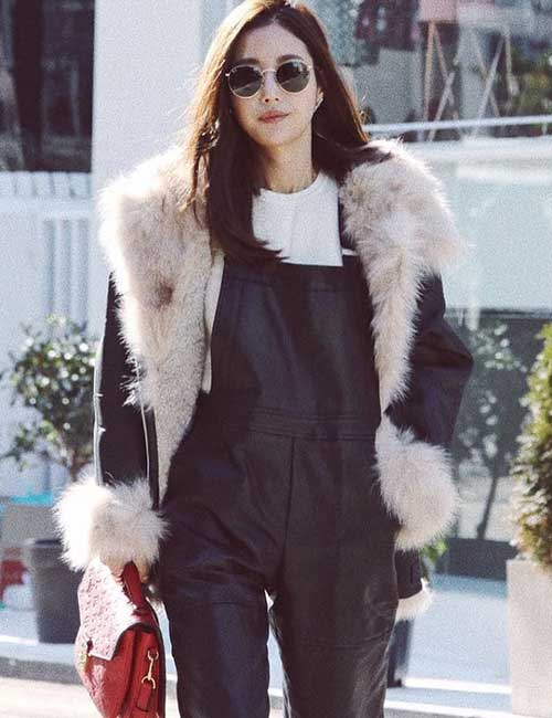 Korean Fashion - Add Layers With Texture