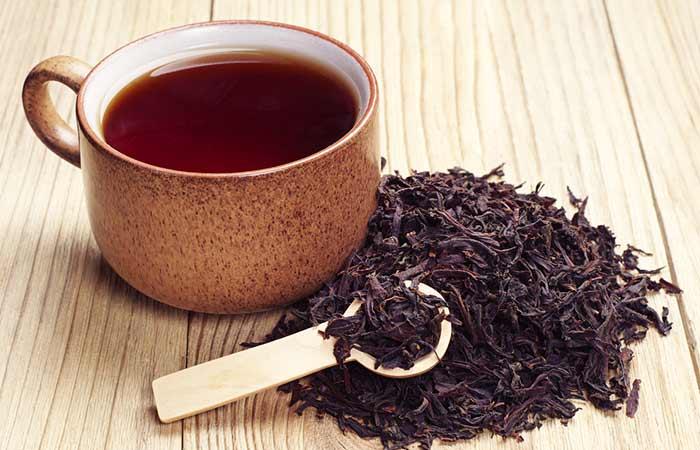 1. Black Tea