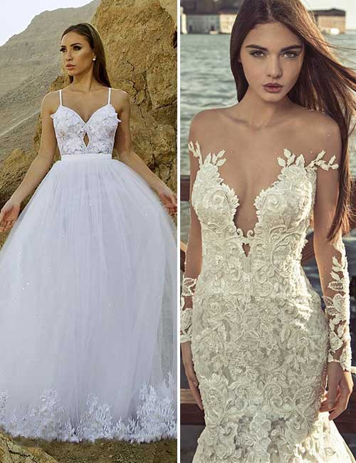 Outfit Ideas For Short Girls - Bridal Dresses