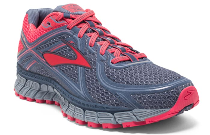 Best Running Shoes For Flat Feet - Brooks Adrenaline