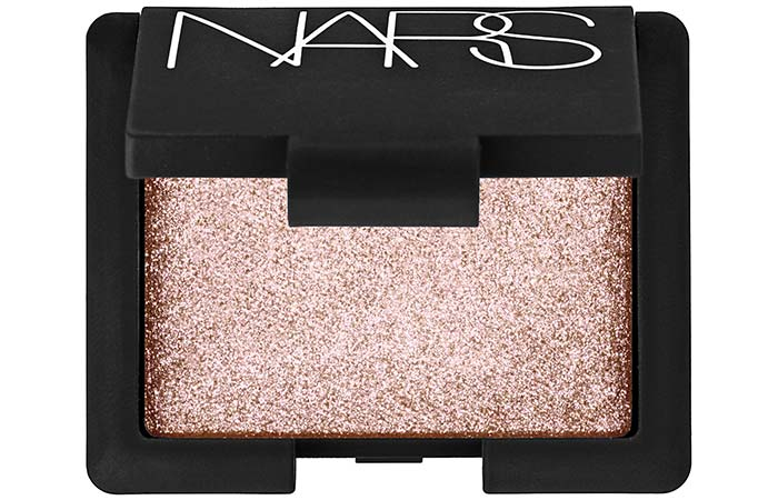 Best Glitter Eyeshadows - 1. NARS Hardwired Eyeshadow In Outer Limits