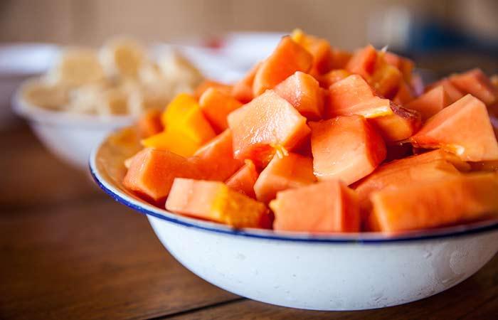 1. Papaya