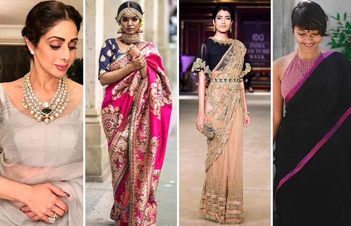 Traditional Dresses - Saree