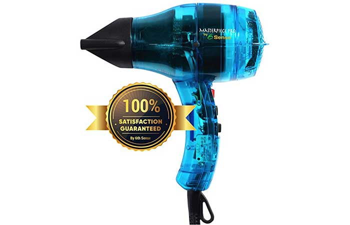 Hair Dryer - 6th Sense Masterpiece Professional Hair Dryer