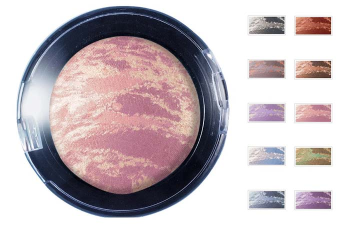 Top Glitter Eyeshadows - 10. Avon Cosmic Eyeshadow