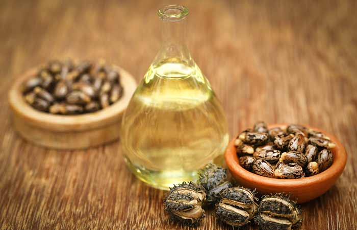 how to get periods faster - Castor Oil