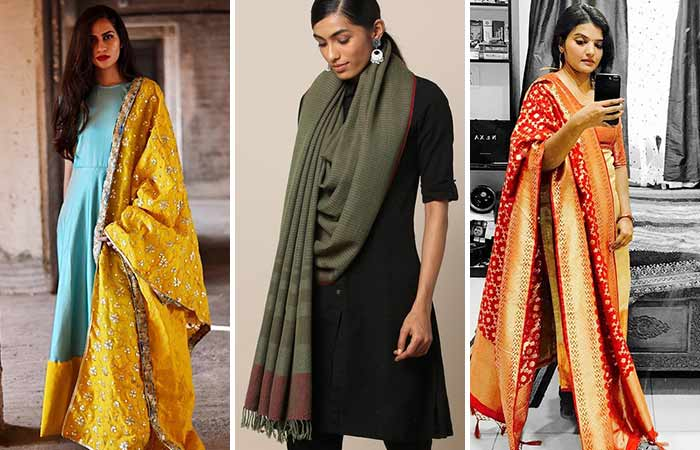 Traditional Dresses - Dupattas