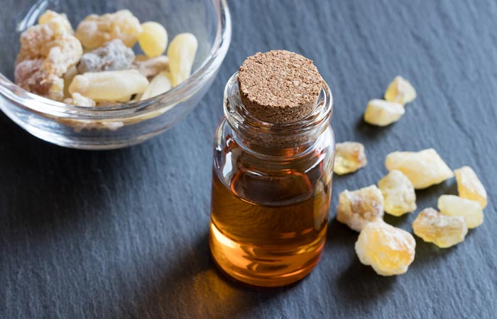 Essential Oils For Sinus Infections - Frankincense Oil