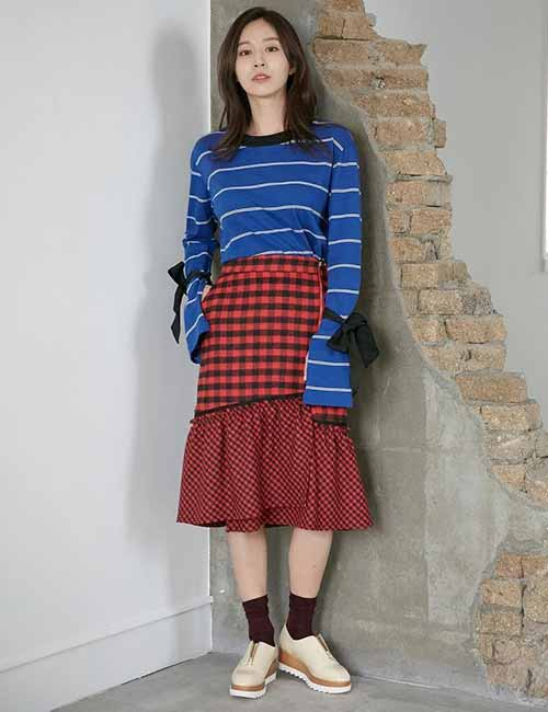 Korean Fashion - Matching Separates
