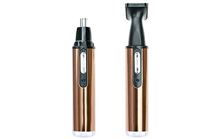 Ear And Nose Hair Trimmers - PrettyQueen Nose Hair Trimmer