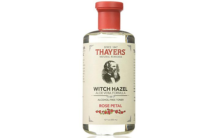 10. Thayers Rose Petal Toner