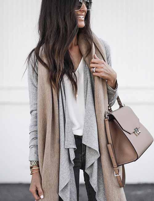 Consigli di moda - In caso di dubbio, strato