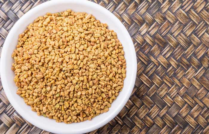 11. Fenugreek Seeds