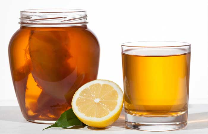 Kombucha - Foods That Make You Poop