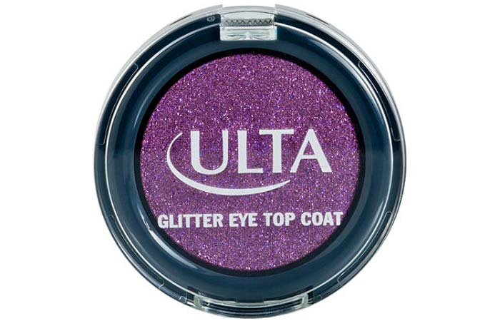 Best Glitter Eyeshadows - Ulta Glitter Eye Top Coat
