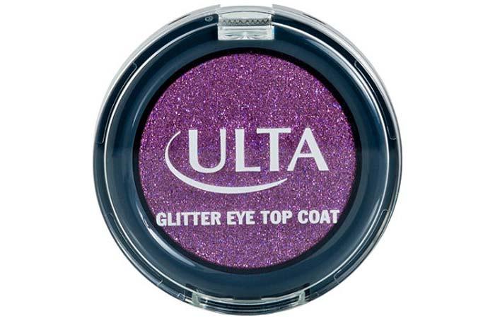 Top Glitter Eyeshadows - 11. Ulta Glitter Eye Top Coat