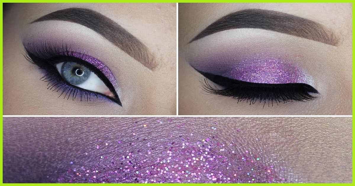 12 Best Glitter Eyeshadows You Should Try To Look Like A