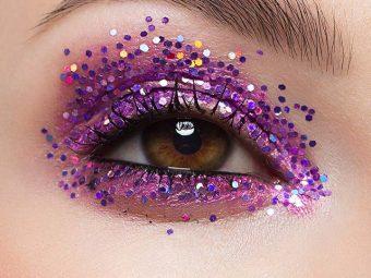 12 Best Glitter Eyeshadows For A Glamorous Eye Makeup