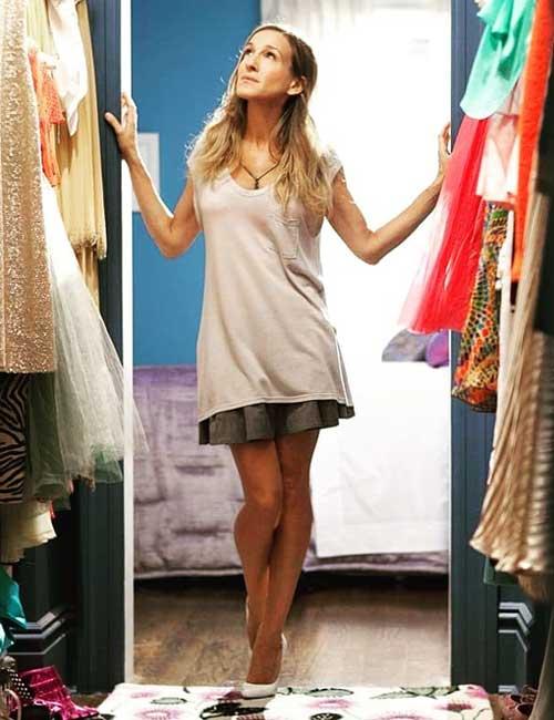 Consigli di moda: organizza il tuo armadio ogni tre mesi