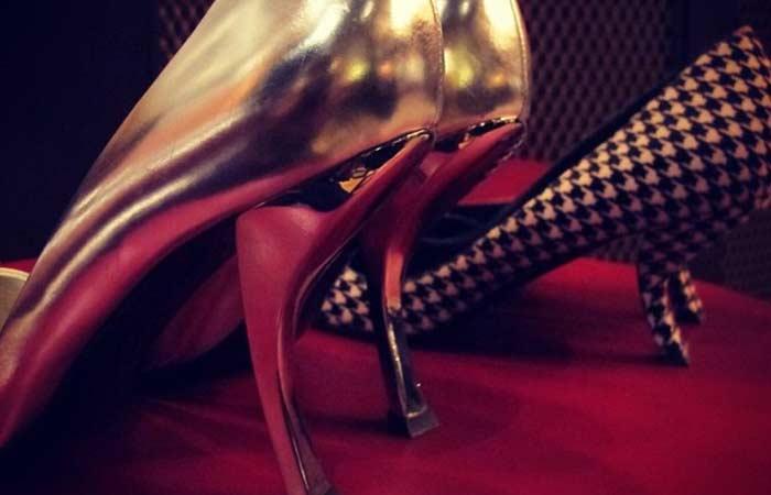 13. Comma Heels