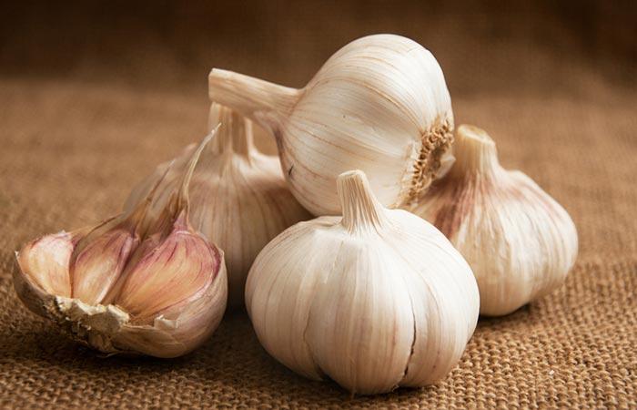 13. Garlic