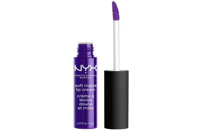 13. NYX Soft Matte Lip Cream Havana Review