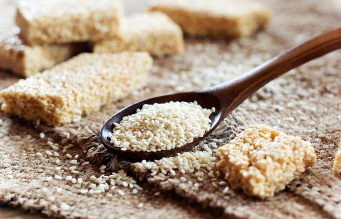 13. Sesame Seeds