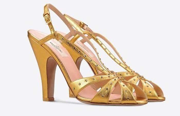 14. Spool heels