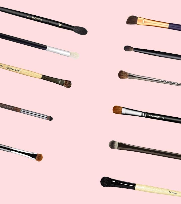 15 Best Eyeshadow Brushes