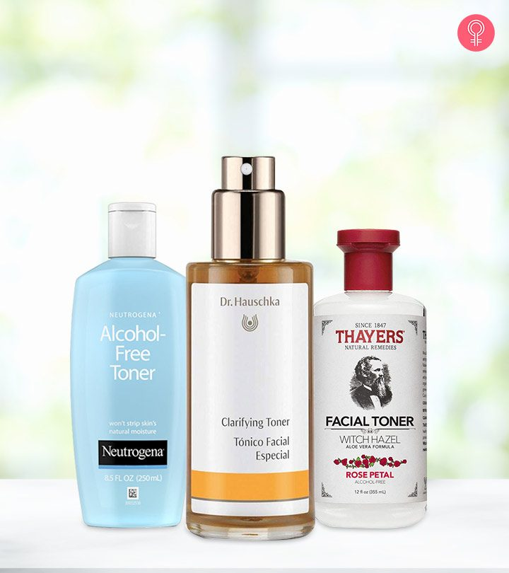 17 Best Face Toners For Clear And Hydrated Skin – 2021