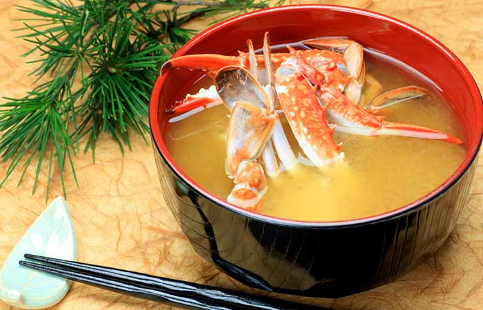 home remedies for dengue fever - Crab Soup