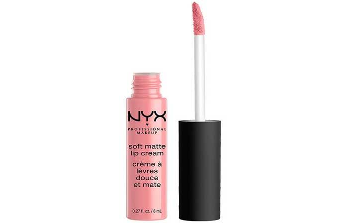 15. NYX Soft Matte Lip Cream Istanbul Review