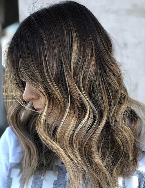 Blonde Balayage - Multidimensional Blonde Balayage
