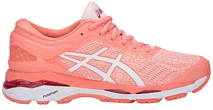 Best Running Shoes For Flat Feet - Asics Gel Kayano