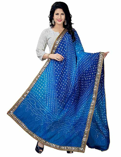 How To Wear A Dupatta – Different Types & Draping Style Ideas