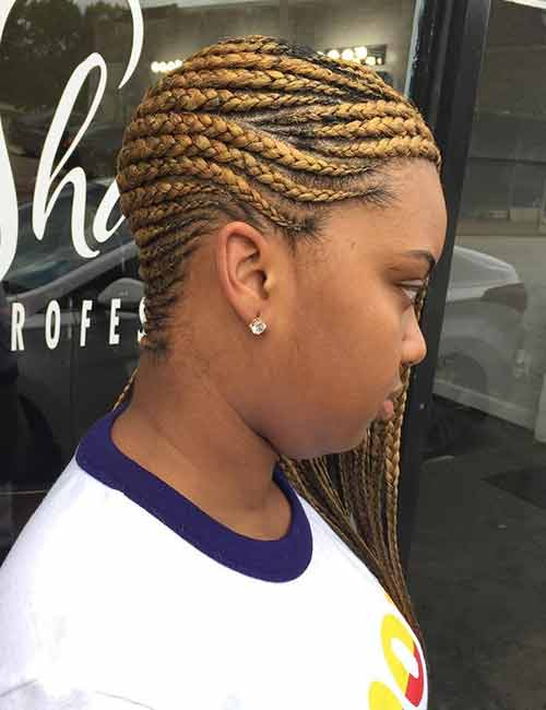Braid Styles For Black Hair 2018 - Life Style By