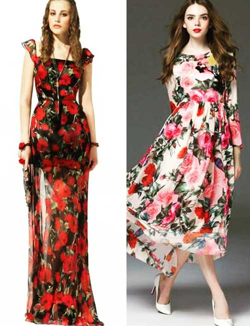 2. Maxi Dresses For Short Women