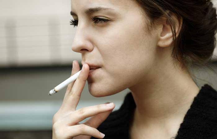 2. Smoking