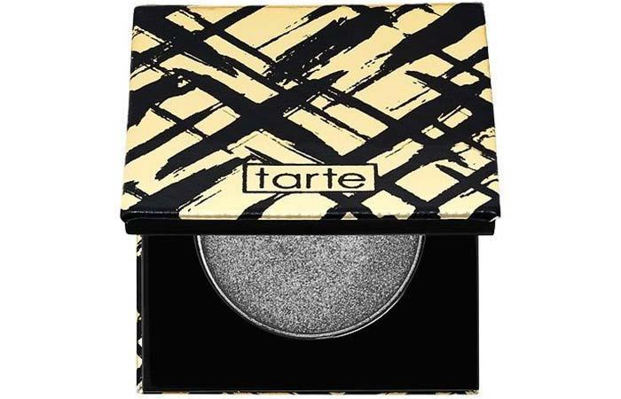 Best Glitter Eyeshadows - 2. Tarte Tarteist Metallic Shadow