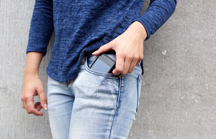 2. Your Front Pocket