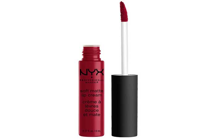 NYX Soft Matte Lip Cream - 20. Monte Carlo Shade