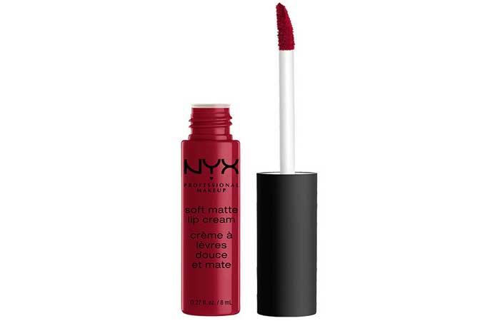NYX Soft Matte Lip Cream - 20. Monte Carlo Shade